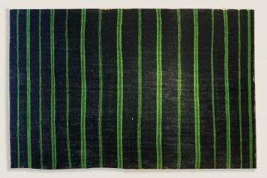 Atlas Kilim - Black Stripes