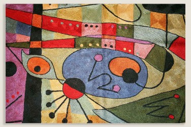 Embroidery - Miro