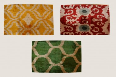 Ikat Pillow - 46 - 50