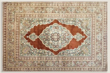 Antique – Silk Tabriz 2