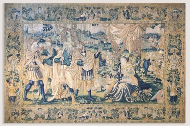 Antique - Flemish Tapestry
