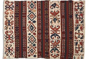 Antique - Uzbek Kilim